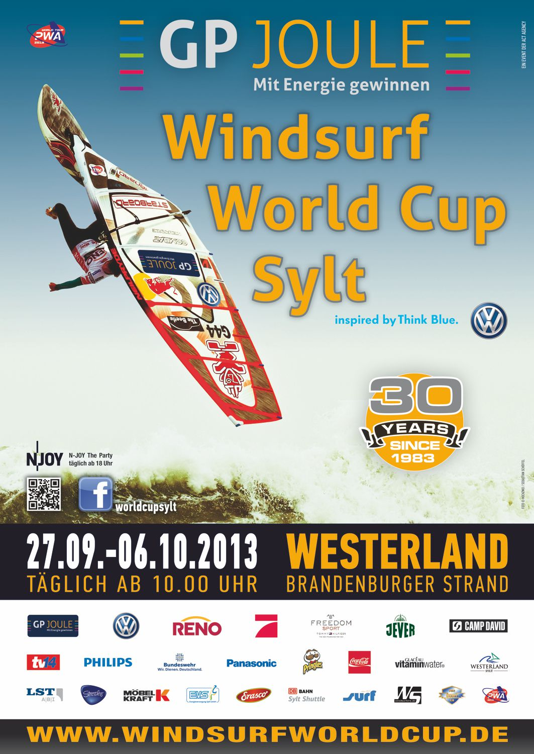 GP Joule World Cup Sylt 2013