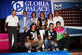 Pozo 2010 event winners