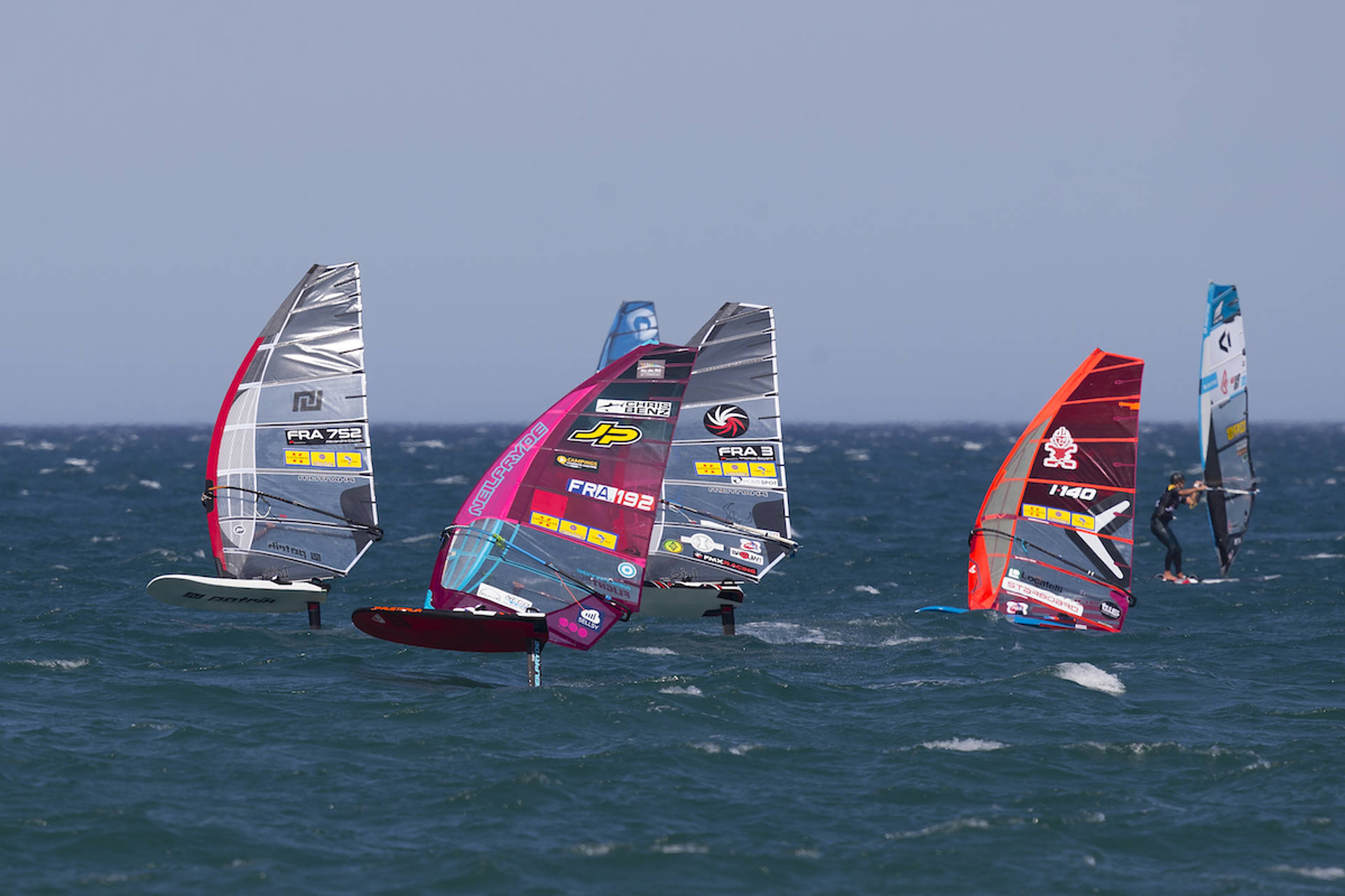 PWA WORLD WINDSURFING TOUR: Foil Slalom