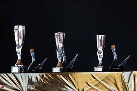 The all Important trophies