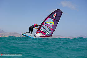 Sarah Quita Offringa on the water