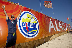 Micah takes the win in Alacati