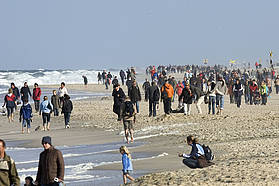 Sylt crowds