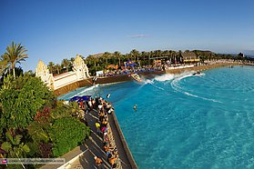 Amazing session at Siam Park