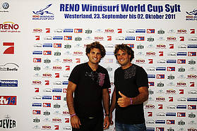 Sylvain and Benoit Moussilmani