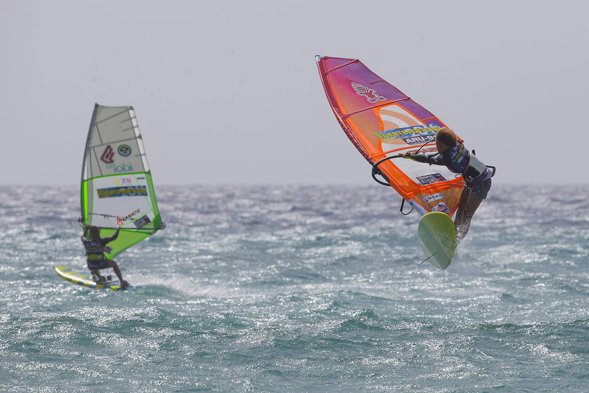 PWA WORLD WINDSURFING TOUR: Shaka Time
