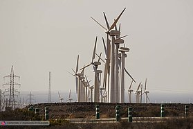 The windmills of Pozo