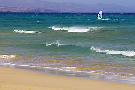 Perfect slalom conditions here in Fuerteventura