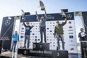 PWA mens wave top three