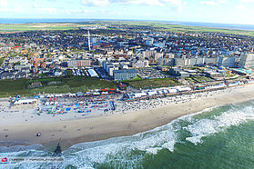 Sylt from above 2015