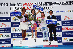 Karen Jaggi wins in Korea