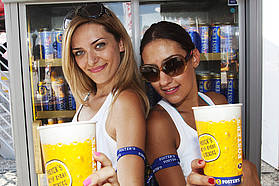 Its Fosters happy hour!