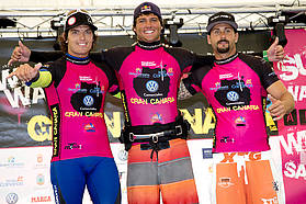 Men's top three Pozo 2012