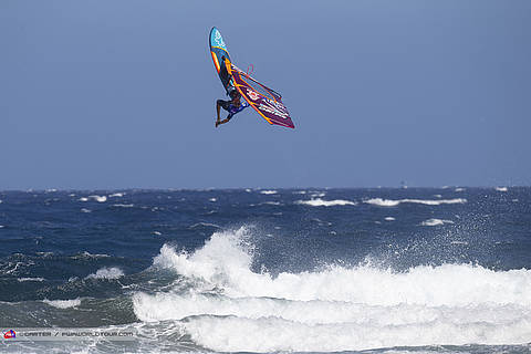 PWA WORLD WINDSURFING TOUR: Home