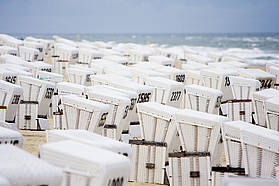 Sylt deck chairs