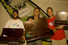 1st 2nd and 3rd for three PWA wave champions