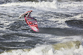 Robby Naish tweaked