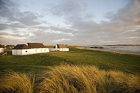 Tiree Crofting cottages