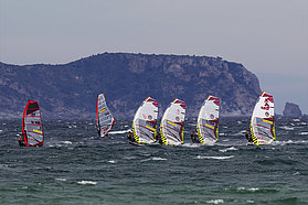 North sails line up