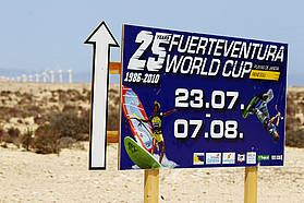 World cup windsurfing...This way!