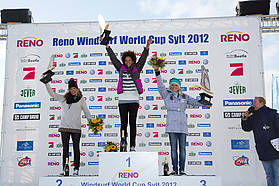 Sarah Quita claims the freestyle world title 2012