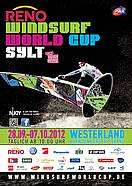 Reno Windsurf World Cup Sylt Poster