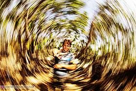 Dieter in a spin