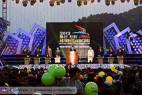 PWA Korea official opening ceremony open