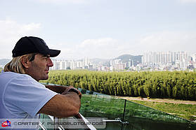 Albeau checks out Ulsan