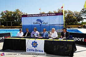 Costa Brava opening ceremony