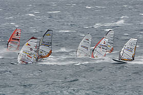 Race thirteen semi final