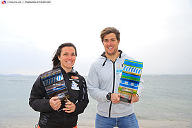 Podiums mortefon brother sister