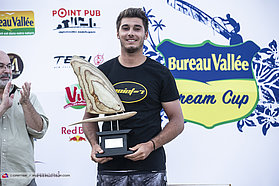 Basile PWA Youth world champion