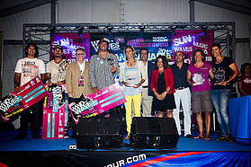 All the winners Pozo 2012