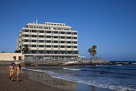 The stunning Arenas Del Mar Hotel