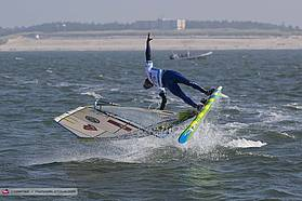 Gollito Estredo six times PWA freestyle world champion