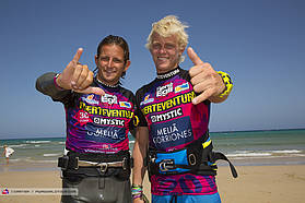Amado and Dieter