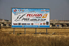 The Pegasus PWA world cup...the place to be!