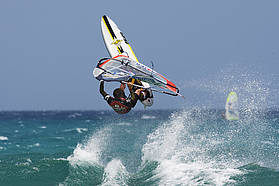 Fuerteventura 2010 ready for take off