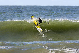 Surfs up in in Sylt