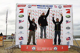Sylt men's wave top three
