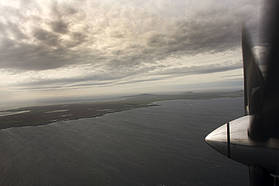 Tiree from above