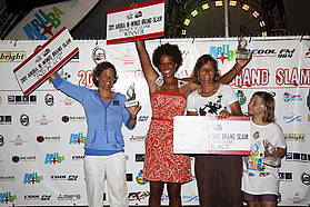 Sarah Quita wins in Aruba