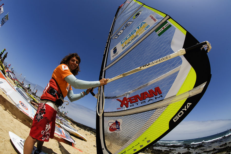 PWA WORLD WINDSURFING TOUR: Lanzarote, Canary Islands