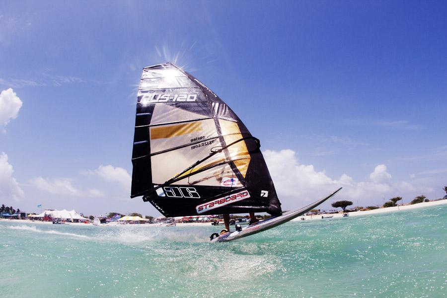 PWA WORLD WINDSURFING TOUR: Aruba