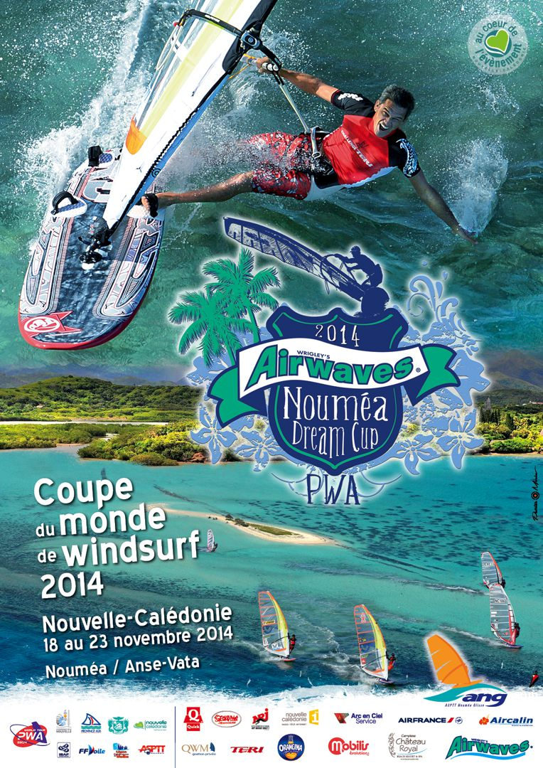 Airwaves Noumea PWA Dream Cup