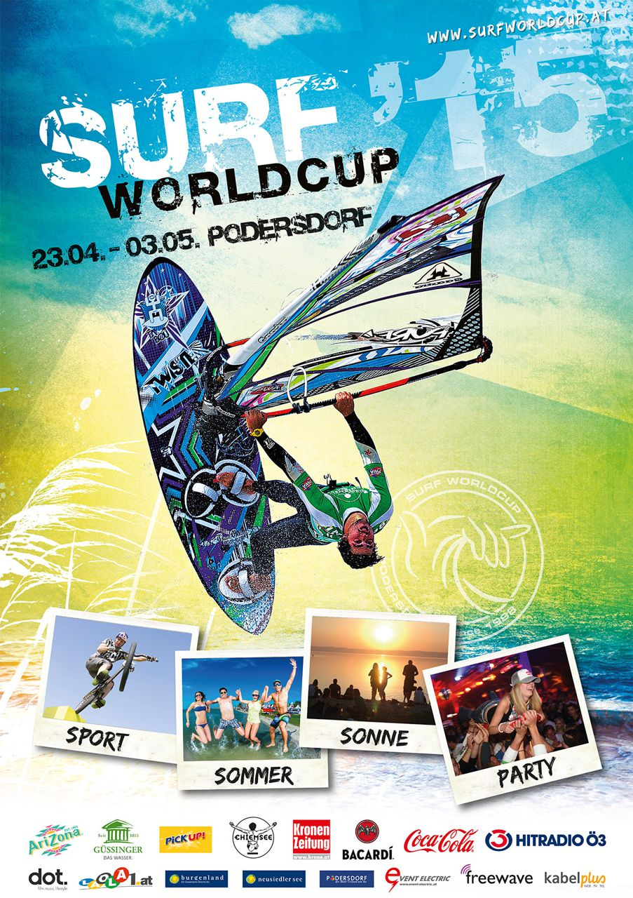 Surf World Cup Podersdorf