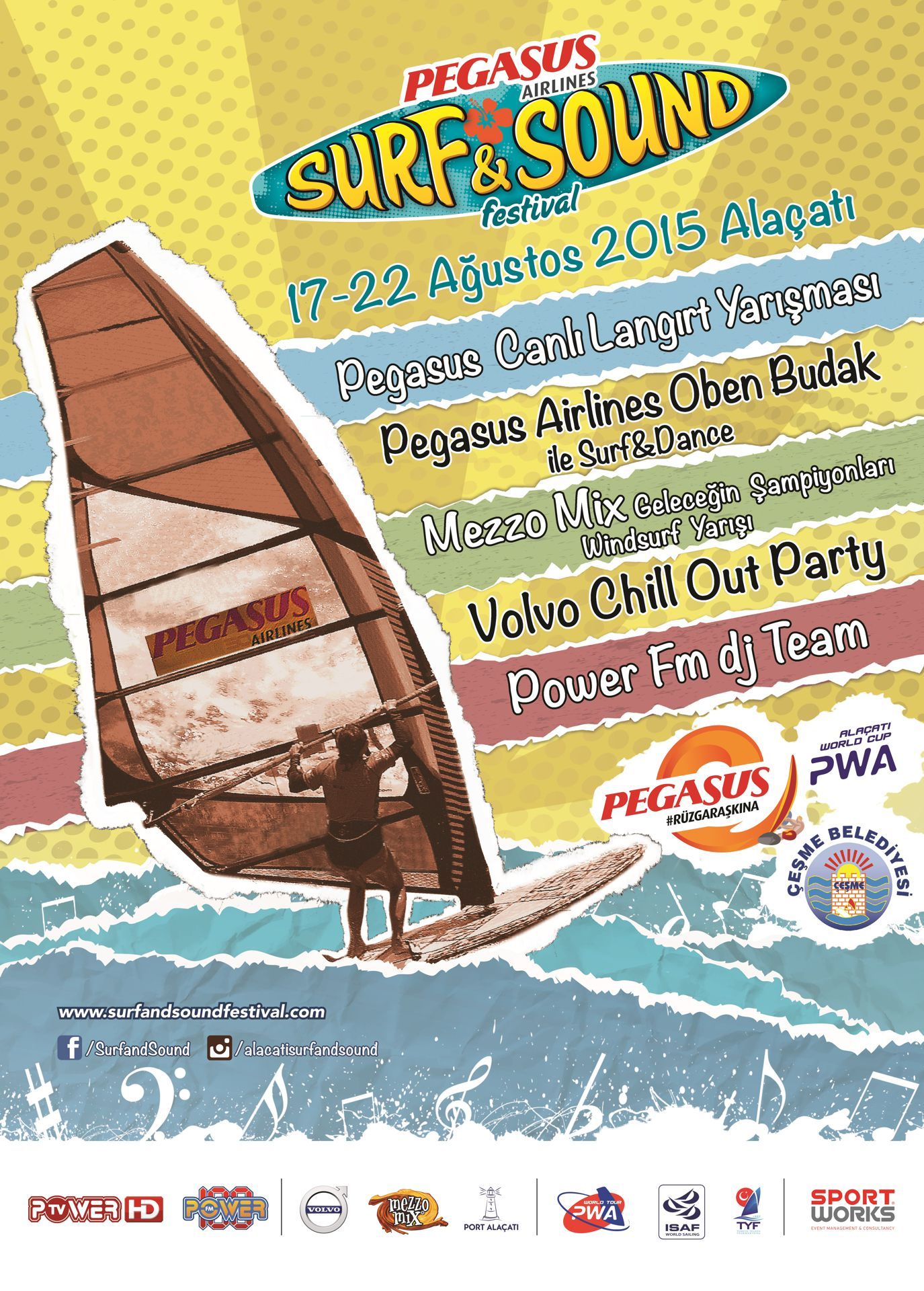 Pegasus Airlines Alaçati World Cup
