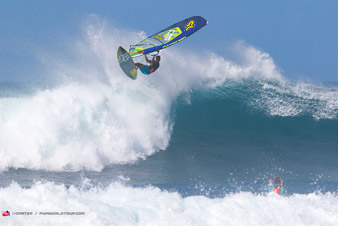 Red Bull Storm Rider - PWA Wave Qualifier